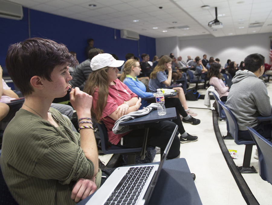 'American Immigration Debate' ignites conversation among students, community