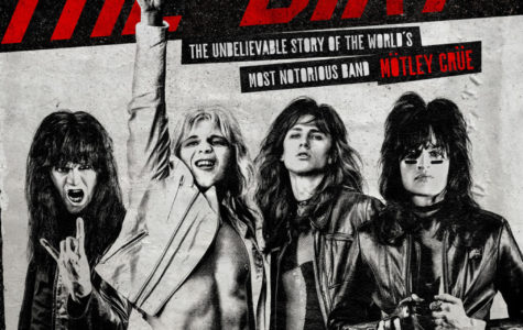 New Nexflix original shocks audience with retelling of reckless rock 'n' roll band Mötley Crüe's story