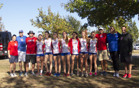 Girls varsity cross country places 11th at State Meet Nov. 9