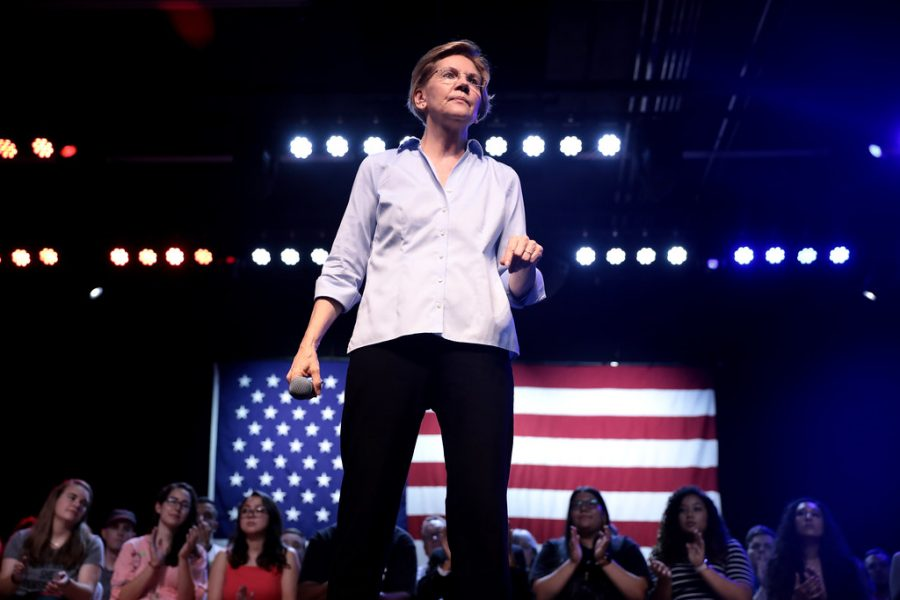 Elizabeth Warren led the Democratic candidates in supporting UNITE HERE! Local 11.