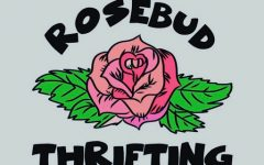 Logo of @rosebud.thrifting