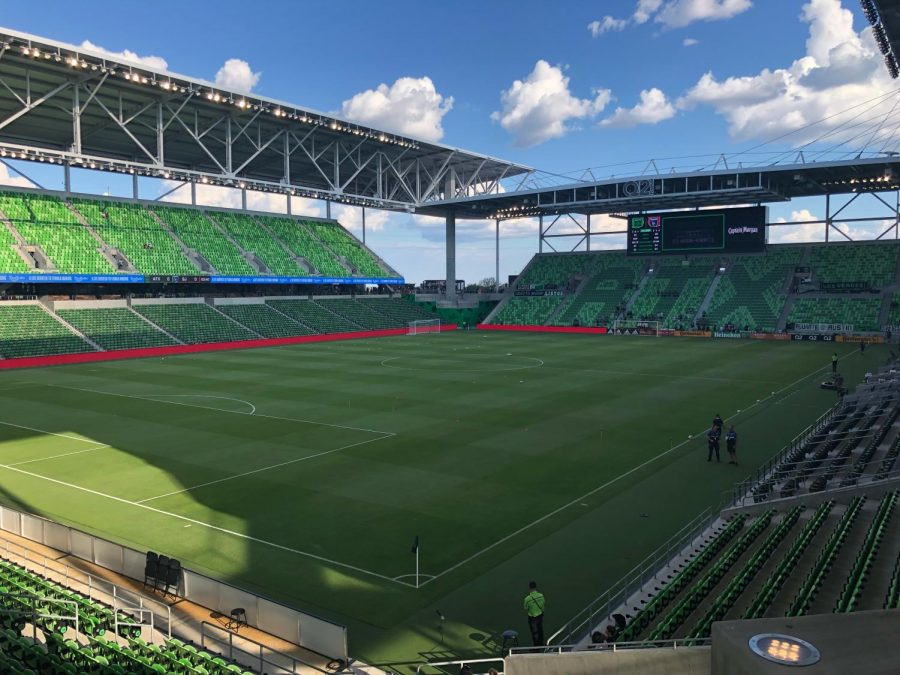 Austin's first professional sports franchise provides an amazing experience